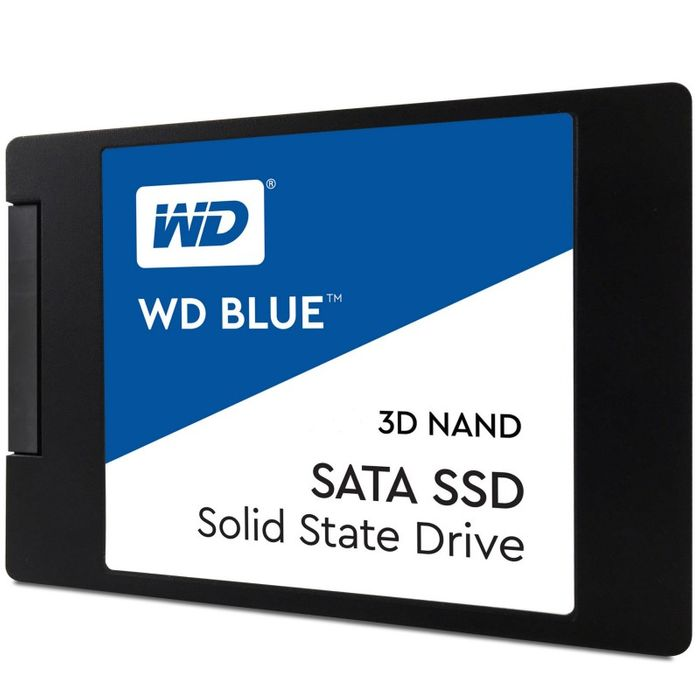 "WD BLUE 3D NAND 1TB 2.5"" SATA 6GBPS SSD £83.99 at Overclockers"