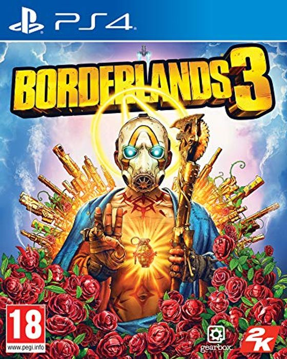PS4 Borderlands 3 £9 (Prime) at Amazon