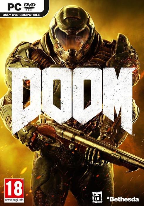 PC Doom £2.99 at CDKeys