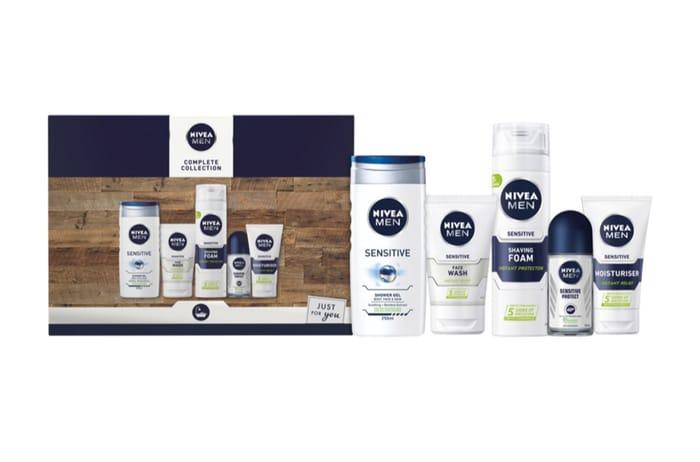Nivea Men Complete Collection Gift Set 5 Item In Gift Set