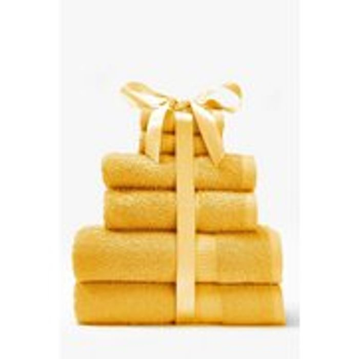 Cheap 6-Piece Towel Bale 12 Colours to Choose From at Studio