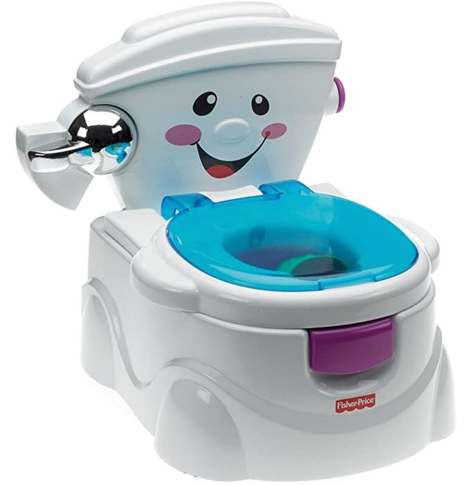 Kids Toilet Training Seat with Sounds