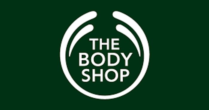 20% off at the Body Shop