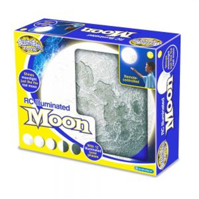 R/c Illuminated Moon