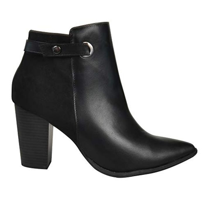 Womens Ankle Boots from £6.49...... Sizes 4 to 8