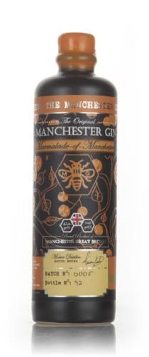 The Original Marmalade-of-Manchester Gin  (50cl, 40%)