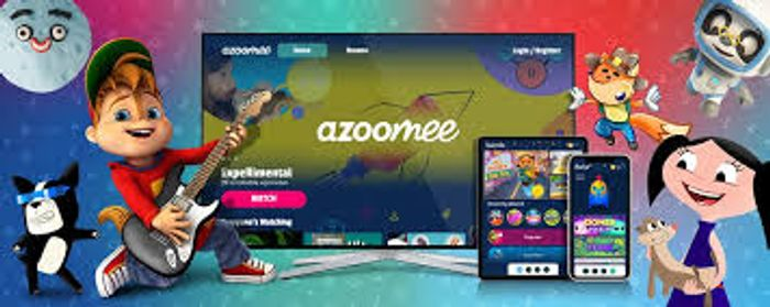 Free 3-Month Access to Azoomee. AVAILABLE on VODAFONE APP