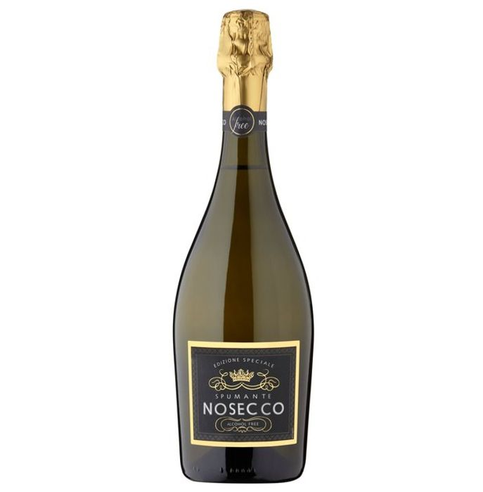 6 Bottles of Nosecco 750ml - Only £15.75!
