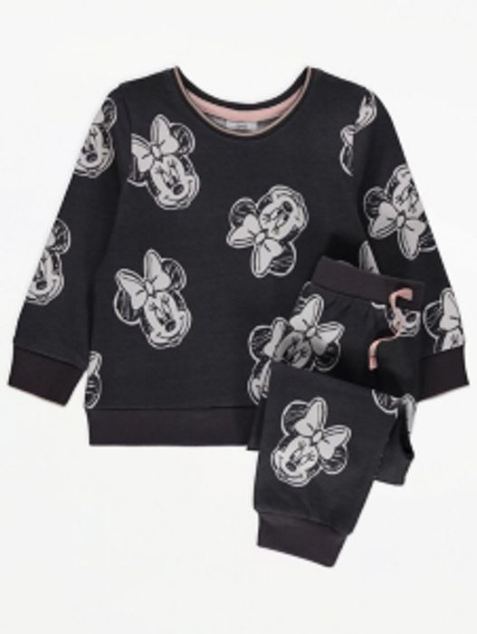 Girl's Minnie Mouse Jogger Outfit