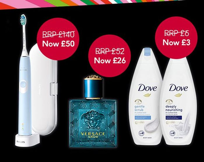 A Month of BLACK FRIDAY Deals at Boots