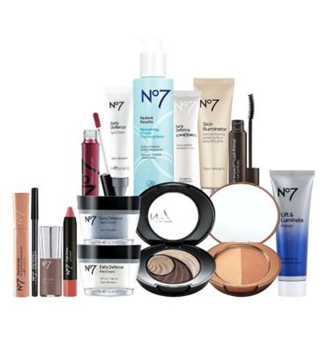*BLACK FRIDAY DEAL* No7 Perfect Party Collection save over £123