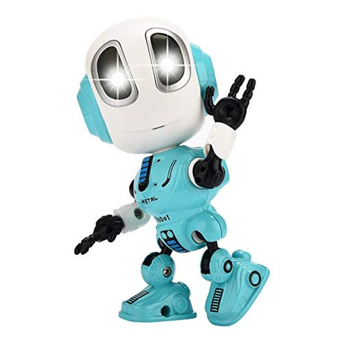 Talking and Dancing Robot