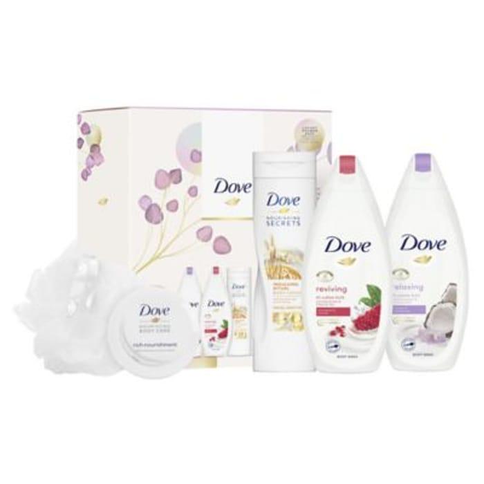 Dove Nourishing Secrets Refreshing Rituals Collection Gift Set
