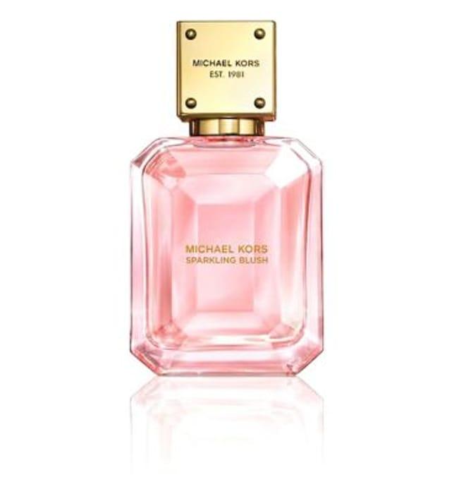 CHEAP! *Black Friday Deal* Michael Kors Sparkling Blush Eau De Parfum 50ml