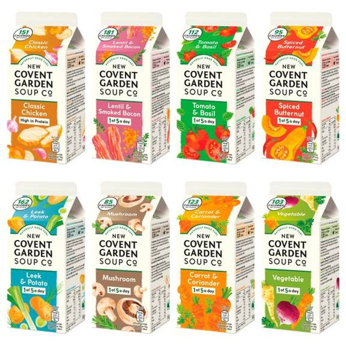 Covent Garden Soups 560g