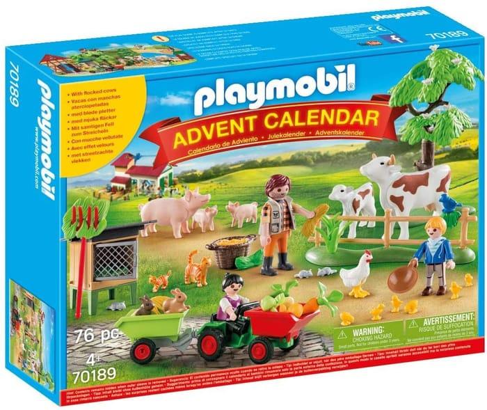 Playmobil Advent Calendar 2020 - On the Farm (70189)