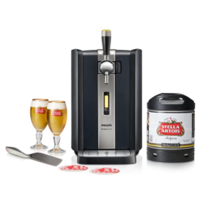 *SAVE £70* PERFECTDRAFT Life Stella Artois Starter Bundle