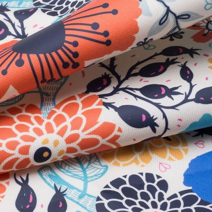 4 Free Oil Cloth Fabric Samples.