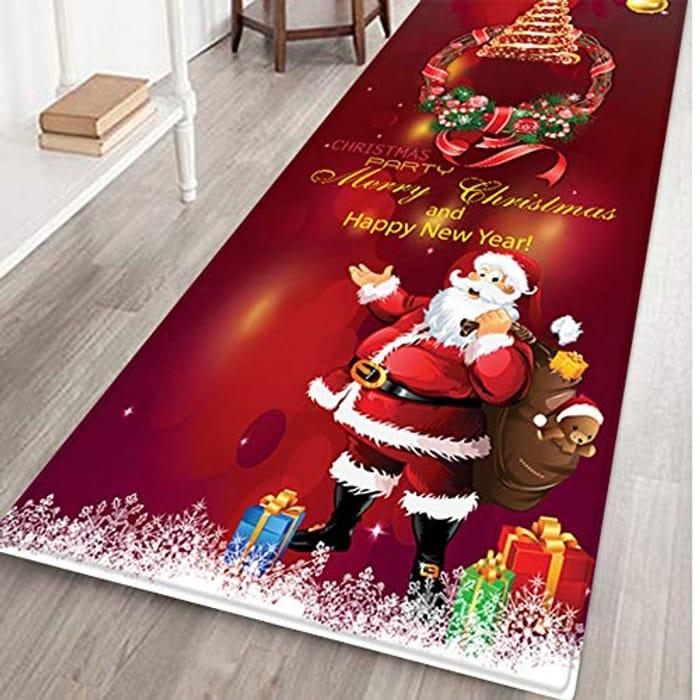 Merry Christmas Welcome Doormats