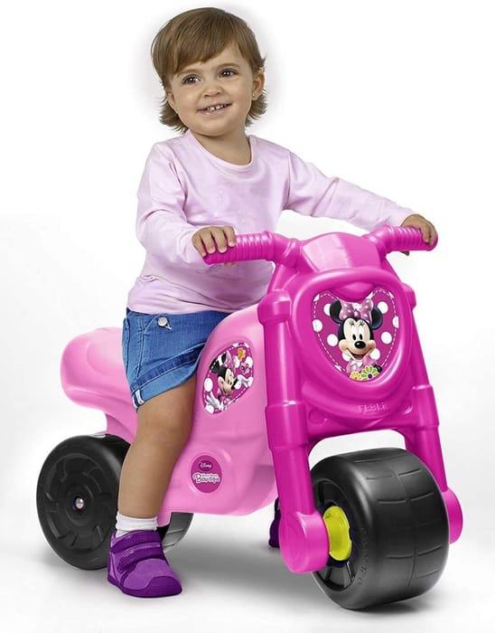 Feber Minnie Mouse Push Moto Toy