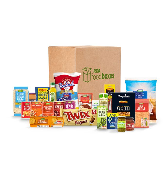 The Mealtime Box Contains 25 Items , Price Reduce