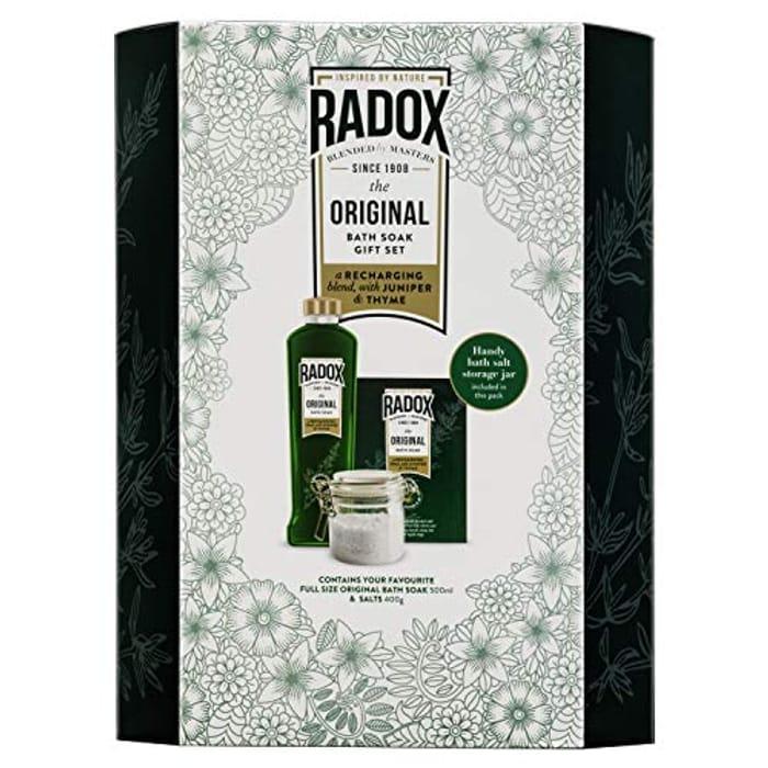 Radox Original Bath and Shower Soak Gift Set - Only £7.2!