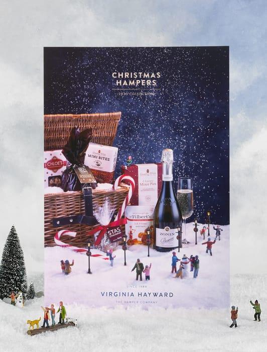 Free Virginia Hayward Christmas Hamper Brochure