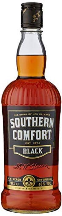 Southern Comfort Black Liqueurs, 70 Cl