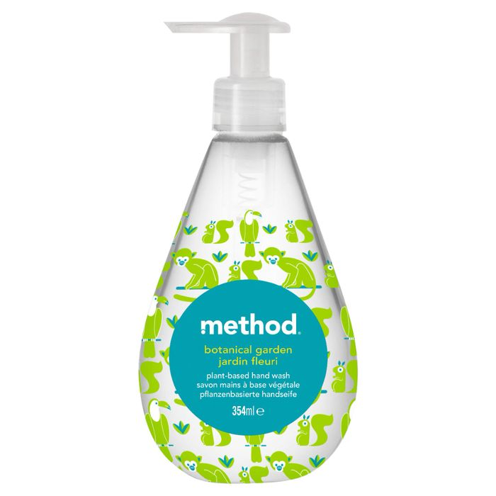 Method Handwash, Botanical Garden 354ml