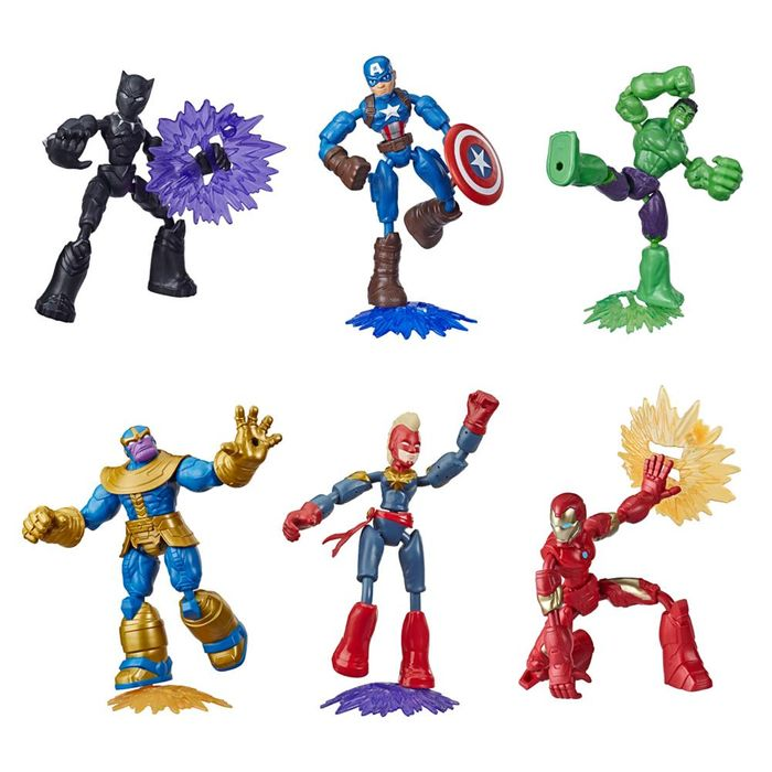 Cheap Marvel Avengers Bend & Flex Figure, reduced by £2!