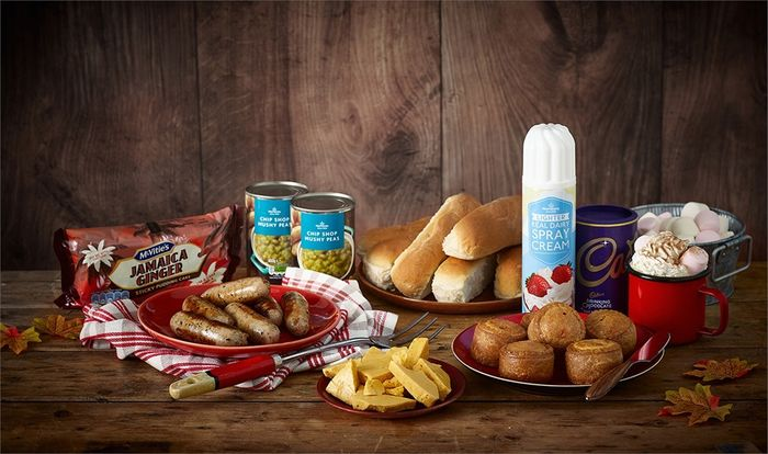 Morrisons Ultimate Bonfire Night Food Box - £12 Delivered With Code