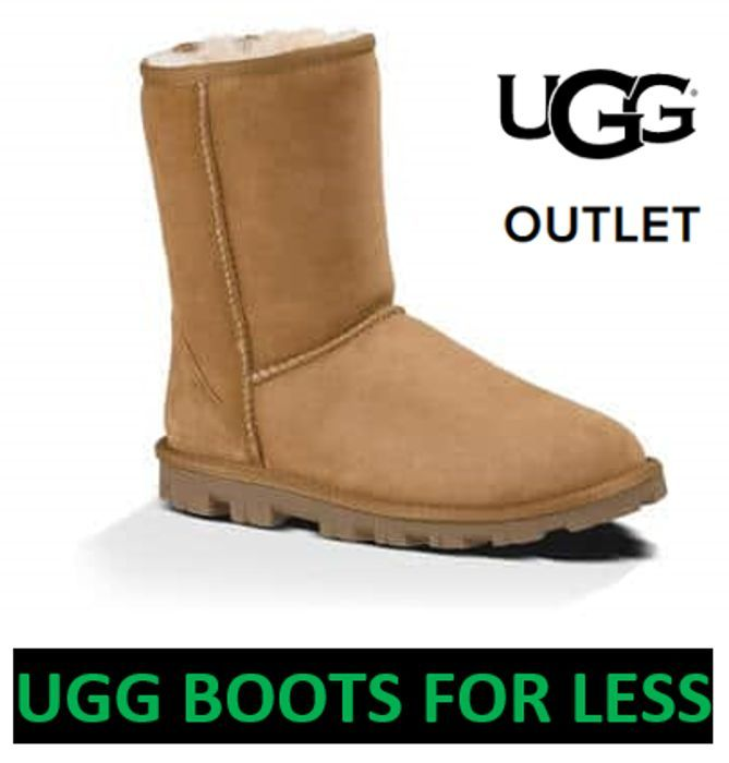 UGG OUTLET - Get Your Ugg Boots for Less