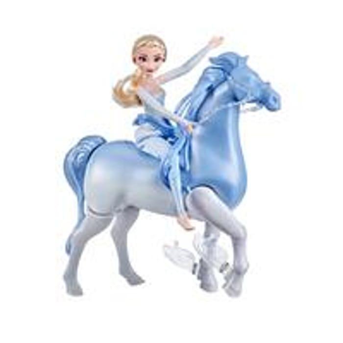 CHEAP! Disney Frozen 2 Elsa and Swim and Walk Nokk
