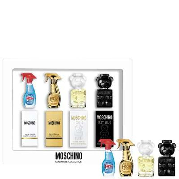 Moschino Christmas 2020 Miniature Collection