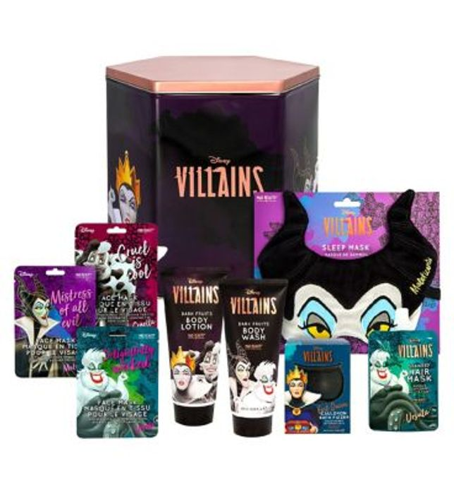 Disney Villains Pamper Gift Set