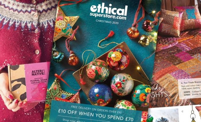 Free Ethical Superstore Christmas Catalogue