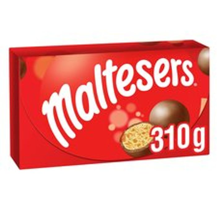 Maltesers Gift Box 310G Clubcard Price