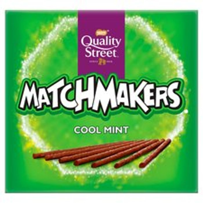 Quality Street Mint Matchmakers 120G