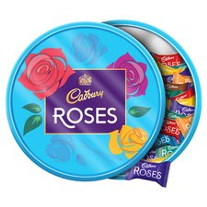 Cadbury Roses Tub 30%off at Tesco