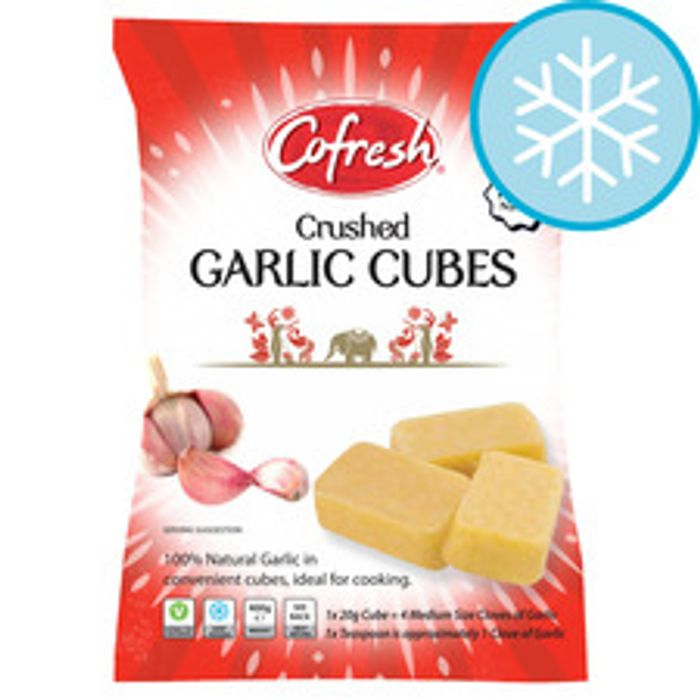 Crushed Frozen Ginger 32%off (Clubcard Price@ Tesco