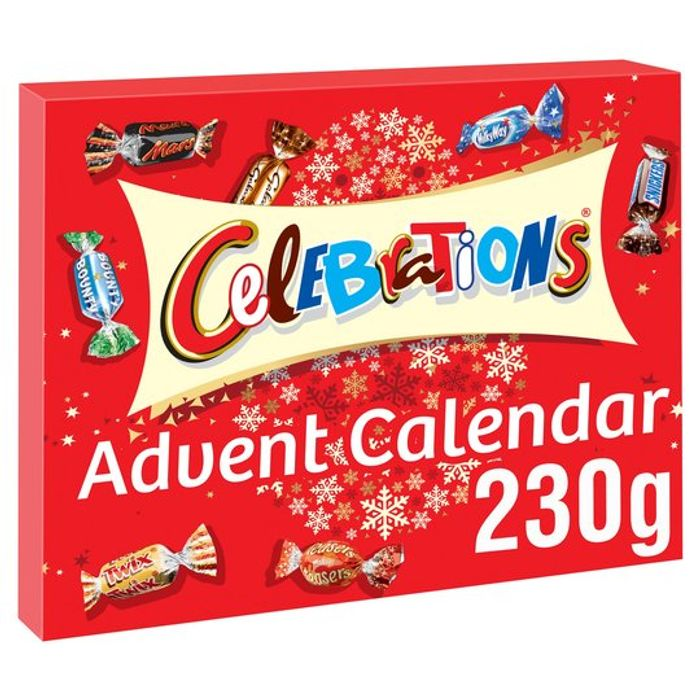 Celebrations Giant Advent Calendar 230G