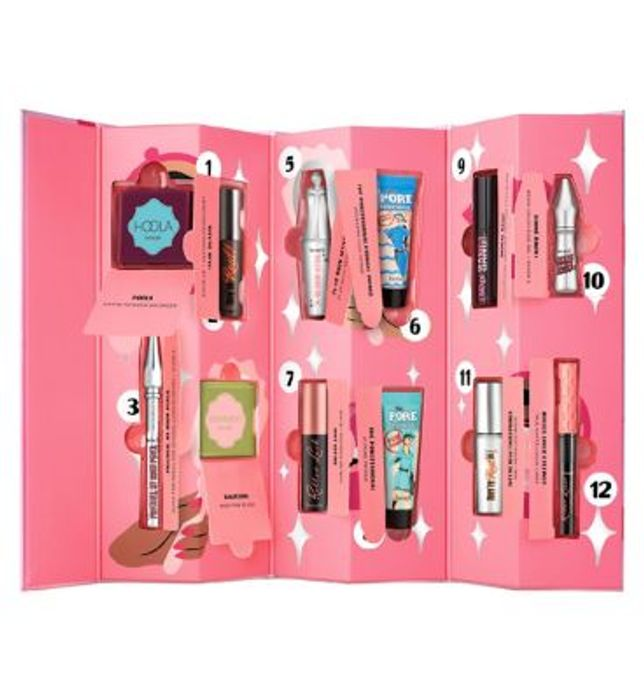 Cheap Benefit Shake Your Beauty Christmas Advent Calendar at Boots