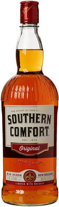 SAVE £9 - Southern Comfort Original, 1 Litre **4.9 STARS**