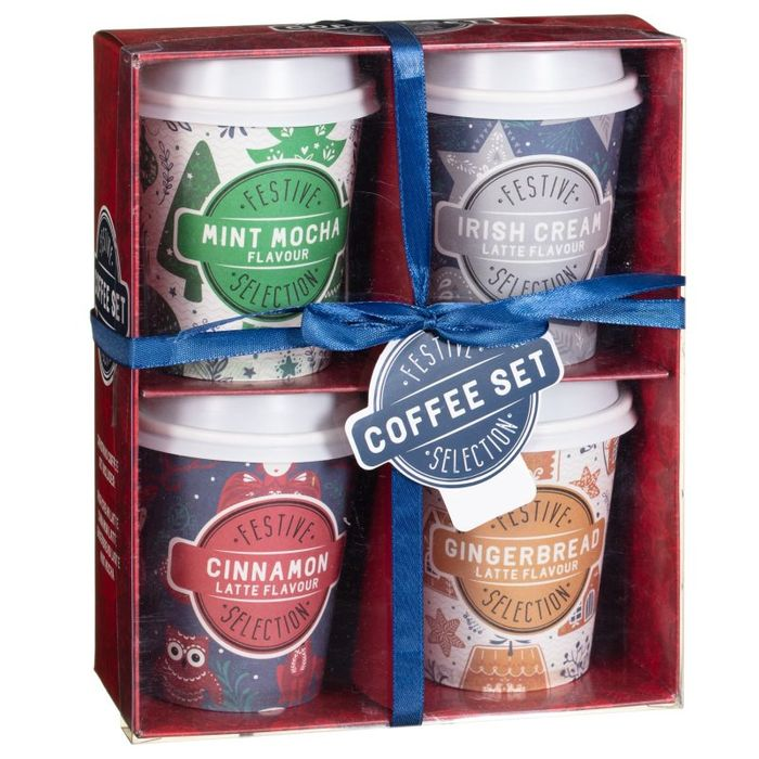 Festive Coffees Selection Gift Set