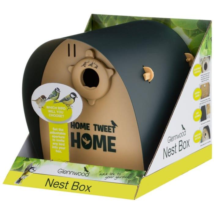 Glennwood Nest Box