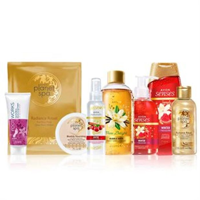 Pamper Collection 8 Products for £10