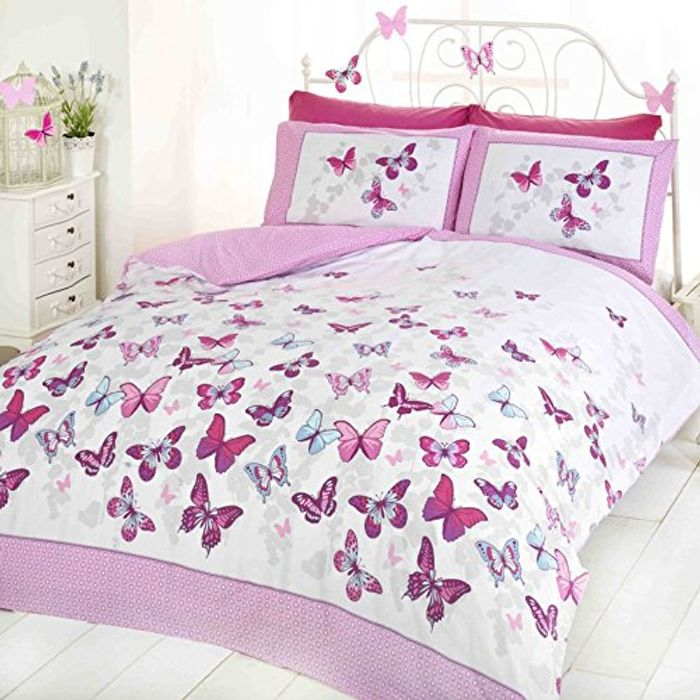 Scroll to Other Sellers Butterfly Double Bedding