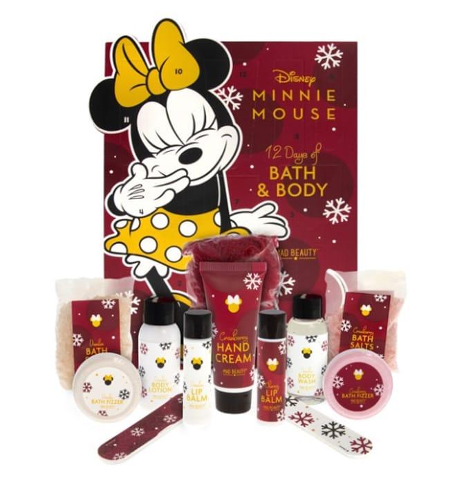 PRICE Drop: Disney Minnie Mouse 12 Days Advent Calendar