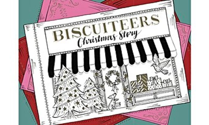 Free Biscuiteers Christmas Catalogue