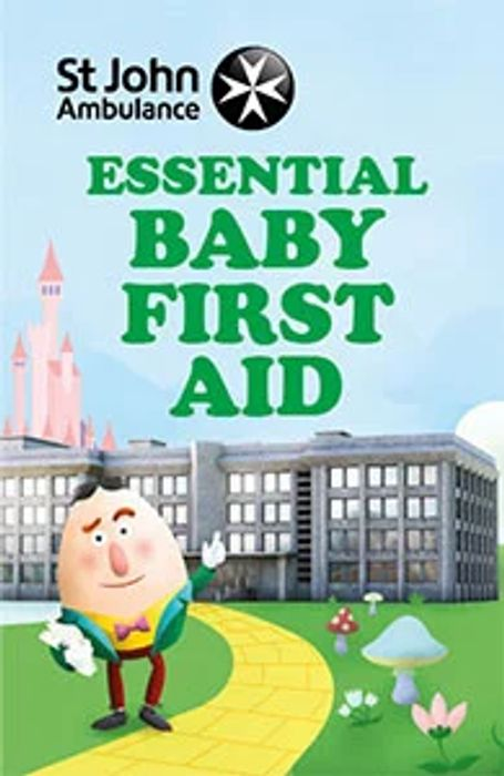 Free Pocket-Sized Baby First Aid Guide